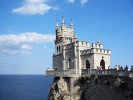 The Swallow's Nest castle :: Symbol of the South Coast of the Crimea