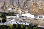 BAKHCHISARAY :: Dormition monastery