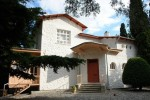 Chekov's house near Yalta :: historical place